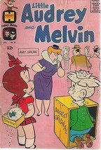 LITTLE AUDREY AND MELVIN #37 (1969) Harvey Comics VG/VG+ - $9.89