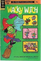 WACKY WITCH #13 (1974) Gold Key Comics VG+ - $9.89