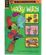 WACKY WITCH #13 (1974) Gold Key Comics VG+ - $9.89