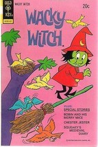 WACKY WITCH #15 (1974) Gold Key Comics VG+ - $9.89