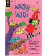 WACKY WITCH #15 (1974) Gold Key Comics VG+ - $9.89