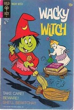 WACKY WITCH #3 (1971) Gold Key Comics VG+ - $9.89