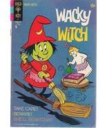 WACKY WITCH #3 (1971) Gold Key Comics VG+ - $9.89