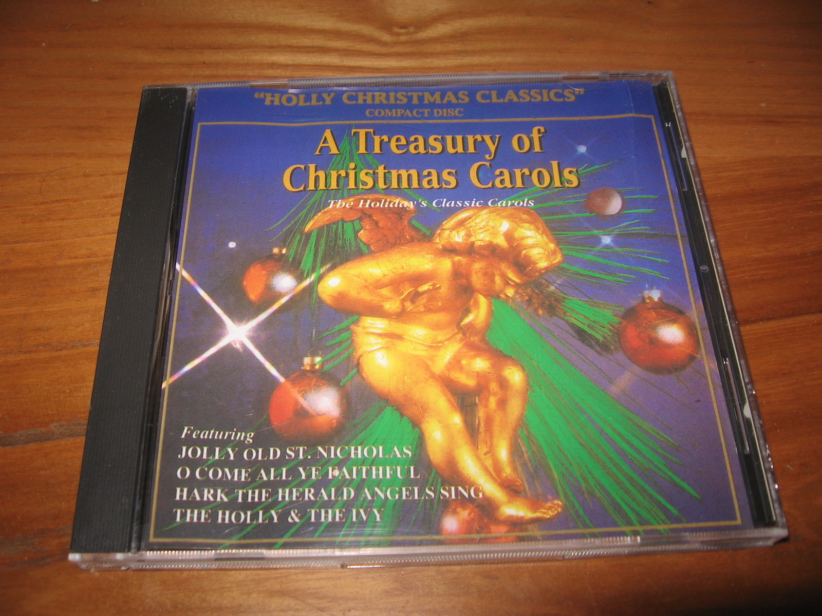 a treasury of christmas songs and carols