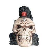 Samurai Skull Bust Figurine - $4.94