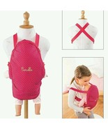 """COROLLE Mon Premier Baby Doll Cherry Baby Sling (Fits 14"""" & 17"""" doll) CM... - $33.99"""