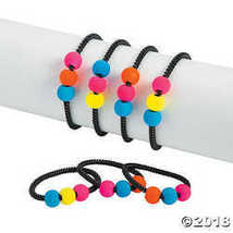 Black Spiral Beaded Bracelets  - $9.34