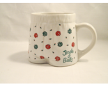Papel Freelance JINGLE BALLS Ceramicware Xmas Mug - Sense of Humor Required!