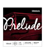 D'Addario Prelude Cello String Set, 4/4 Scale, Medium Tension - $53.15