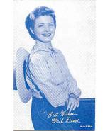 Gail Davis Autographed Penny Arcade Card Photograph - $7.00
