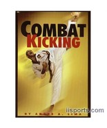 Combat Kicking Book Andre Lima Brazilian Jiu Jitsu grappling mma 0-86568... - $11.30