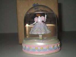 Avon Fairy Queen Snow Globe ~ Plays
