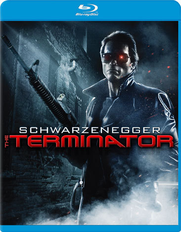 Terminator (Blu-Ray/Remastered/Repackaged)