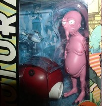 Futurama Nudar  Space Alien from Toynami  from build a Sata Robot - $39.02