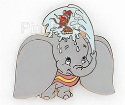 Disney Dumbo & Timothy bath Auctions on the original card  Pin - $64.99