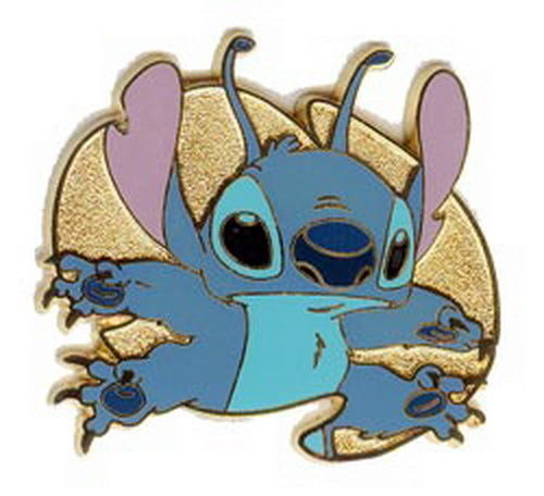 Primary image for Disney Stitch WDW Cast Lanyard Series never sold Pin/Pins