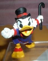 Disney Uncle Scrooge dated 1988 number 2 West Germany  PVC Figurine - $25.15