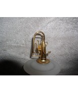 Tuba a Musical Instrument metal ornament - $12.59