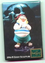 Disney WDCC Villain Mr. Smee Peter Pan Promo pin/button - $12.59