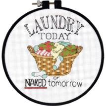 CLEARANCE Laundry Today Learn-A-Craft Beginner ... - $3.00