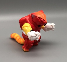 Max Toy Mecha Nekoron MK-III Red/Orange w/ Mismatched Eyes image 2