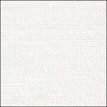 White Opalescent 32ct Belfast linen Evenweave 9x13 cross stitch fabric Z... - $9.00
