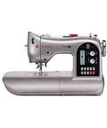Singer Sewing Machine Special Edition 90S Computerized Threader Needle C... - $483.70