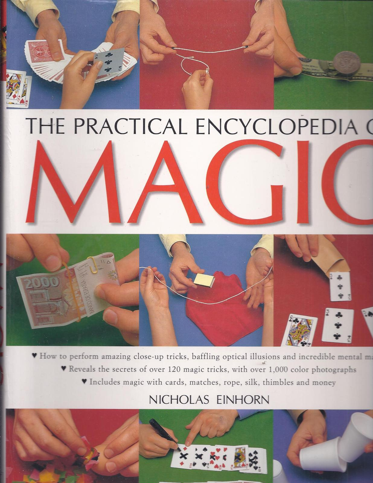 Primary image for The Practical Encyclopedia of MAGIC by Nicholas Einhorn