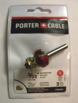 "Porter Cable 43404PC 5/32"" Roundover Router Bit 1/4 Shank *K - $10.40"
