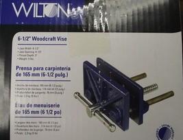 "Wilton 33176 6-1/2"" Woodcraft Vise - $14.90"
