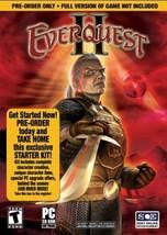 EverQuest 2 Pre-sell Bonus Disk - PC [Windows 2000] - $8.35