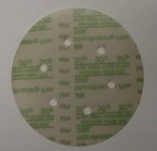 "Bosch RSM130 6"", 30 Micron, Microfinishing Film Disc 25 Pk - $11.30"