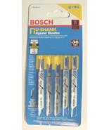 """Bosch U118G  2-3/4"""", 36TPI, HSS Universal Shank Jigsaw Blade 5-Pack - $3.00"""