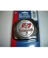 Great Neck 1' x 25' NFL Tape Measure Tampa Bay - $6.80