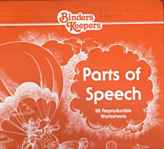 Parts Of Speech By Educational Insights - $12.00