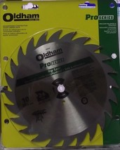 "Oldham 1007024 10"" x 24 ATB Pro Series Carbide Saw Blade - $13.10"