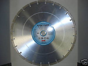 Primary image for MK 14 Dry Cut Segmented Diamond Blade 167150