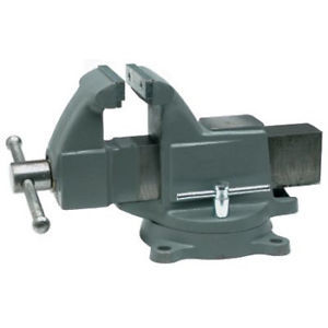 Wilton 10205 605M3 5-Inch Jaw Width by 8-Inch Opening Machinist Vise