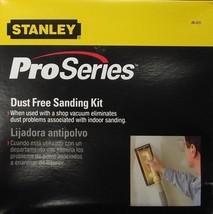 Stanley 26-031 Dust Free Drywall Sanding Kit w/Hose & Adapters Canada - $8.15