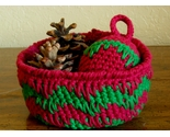Basket in spike stitch red and green w ornament and props2 rect 2984 72dpi thumb155 crop