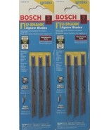 """Bosch U-Shank 3-1/2"""" Progressor Jig Saw Blades U123X3 Bi Metal 2-(3pk) 6... - $4.00"""