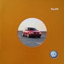 2004 Volkswagen GTI sales brochure catalog 04 VW 1.8T VR6 - $9.00