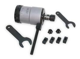 DAYTON Tapping Head 6JT 1000 MAX RPM 3/16-7/16 Cap 2xuv9 - $149.25