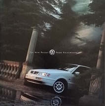1995 Volkswagen NEW PASSAT brochure catalog US 95 GLX VR6 - $9.00