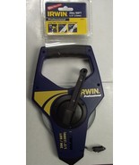 "Irwin 14913 Professional 1/2"" x 66 ft. Long Tape Measure Double Side - $9.50"