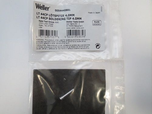 Primary image for Weller 0054440881 LT 44CP Soldering Tip 4.0MM