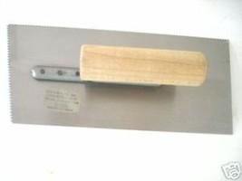 """D & G Manufacturing 10"""" x 4 ½"""" Tile Concrete Trowel USA - $2.50"""