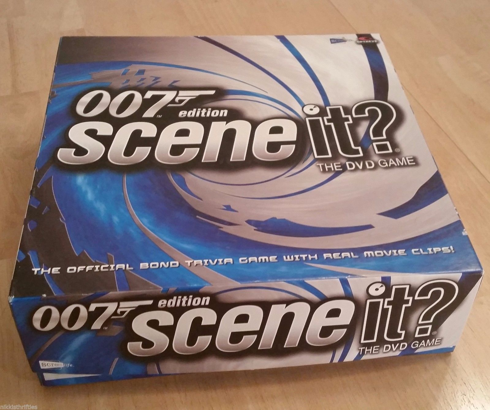 Primary image for 007 Edition Scene It? DVD Game James Bond Trivia Screen Life John Cleese
