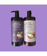 Pharm to Table Biotin Coconut Thickening Shampoo & Conditioner Big  FREE... - $57.32