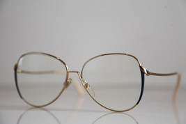 Rodenstock Rofina Eyewear, Gold Frame, RX-Able Prescription Lens. Germany - $27.23